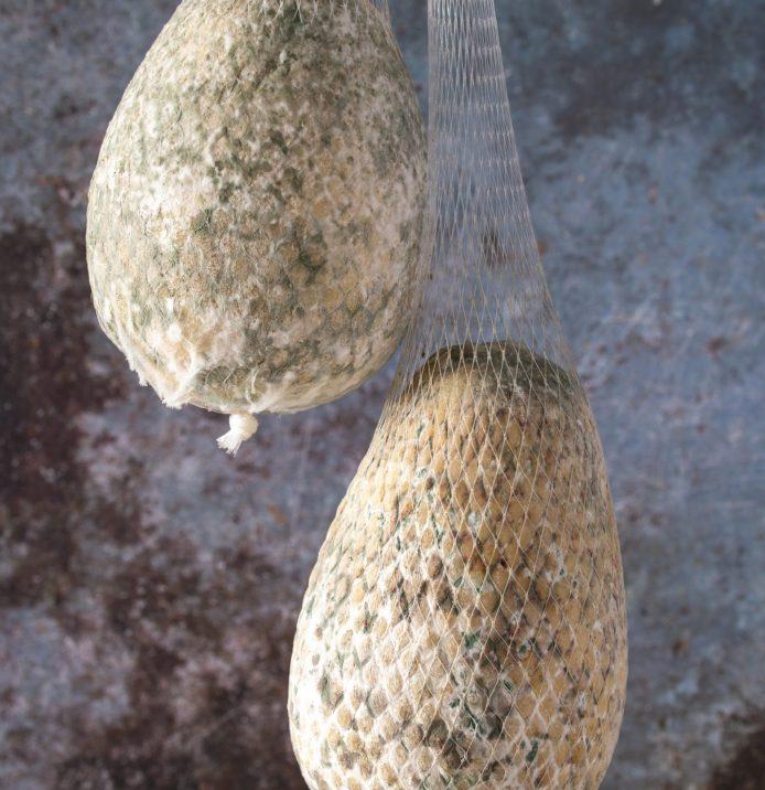 Caciocavallo - Uovo di Capra